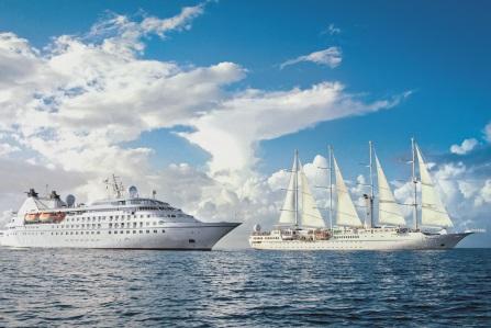 Windstar cruise line